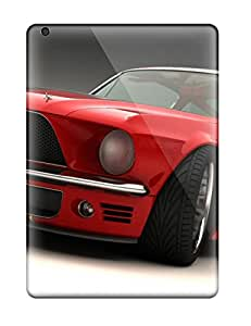 New Style 2241215K41422349 New Classic Mustang Fastback Musclecar Org Tpu Cover Case For Ipad Air