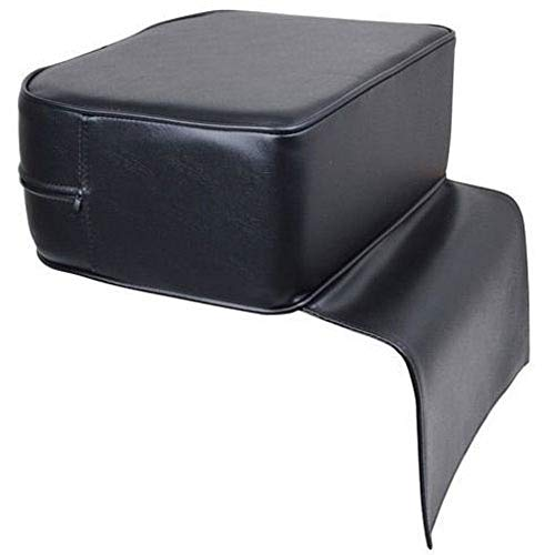 Mefeir Children Leather Cushion Barber Salon Booster Seat for Styling Chair Stool,Spa Equipment - Barber Kids Car Chair
