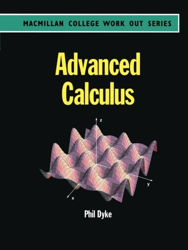 Advanced Calculus (College Work Out)