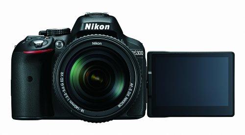 Nikon D5300 24.2 MP CMOS Digital SLR Camera with 18-140mm f/3.5-5.6G ED VR AF-S DX NIKKOR Zoom Lens (Black) 3