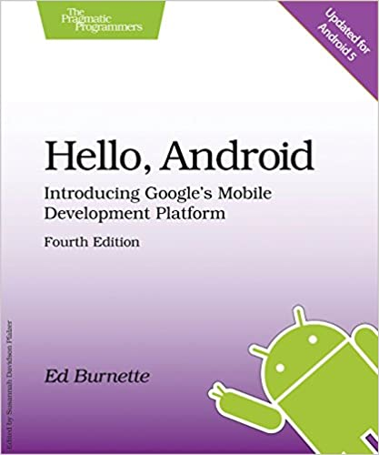 Book Hello, Android: Introducing Google's Mobile Development Platform