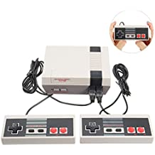 [Patrocinado] Game Controller,Built-in 600 Little Overlord Retro Childhood Game Classic Game Consoles Childhood Classic Game Dual Control Children Game with HDMI Cable Kids Edutional Toy 2X Video Game by ABCsell