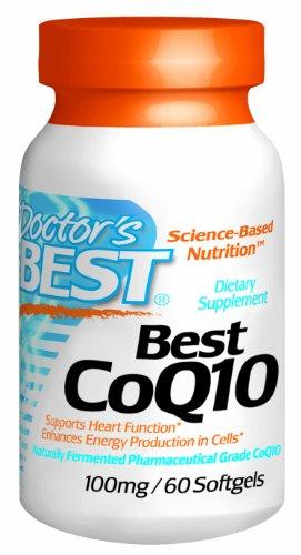 Doctors Best Coq10 60 Count Softgels