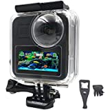 VGSION Camera Accessory Underwater Housing Waterproof Dive Case for GoPro Max