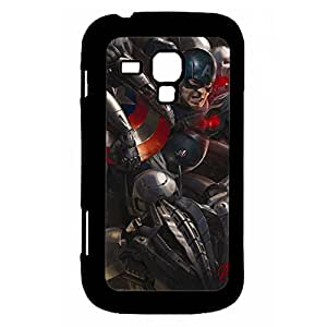 Generic For Galaxy Trend Duos Durable Back Phone Covers For Boy Design With Avengers Age Of Ultron 2 Choose Design 3