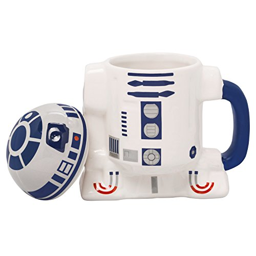 Dispensador de jabón de Star Wars de cerámica R2-D2