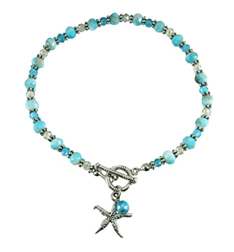 (Turquoise Blue Bead 9