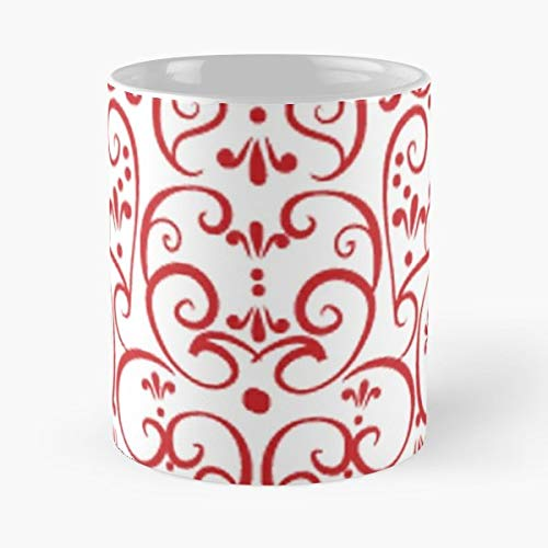 Adobe And Angel Apple - 11 Oz Coffee Mugs Unique Ceramic Novelty Cup, The Best Gift For Holidays.