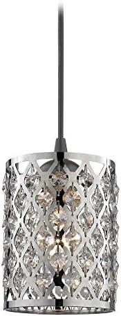 Crystal Mini-Pendant Light