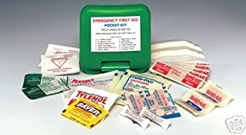 "BRAND NEW MINI FIRST AID KIT POCKET KIT ""ON THE GO"""