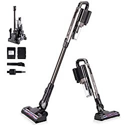 Keep helping you clean your house more easily! KATA Vacuum Cleaner has no annoying wire, never limit the reach that can help you quickly clean your home, car, kitchen, office or small space!  ...