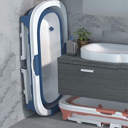 大人の赤ちゃん幼児のためのポータブルバスタブのホーム折り畳み式のバスタブ、バスタブでシャワーストール温水SPAバスタブ、PPとTPE素材、大型ポータブル浴槽 (色 : G)