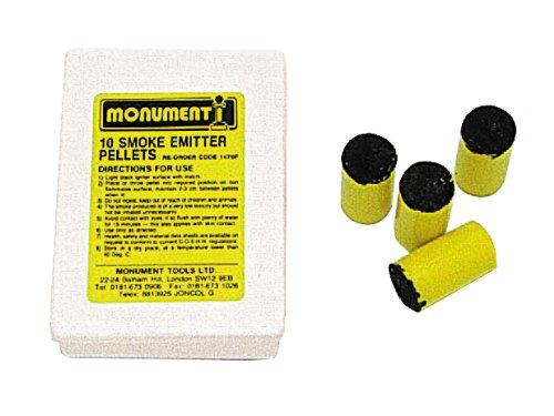 8 13g AX White Smoke Pellets