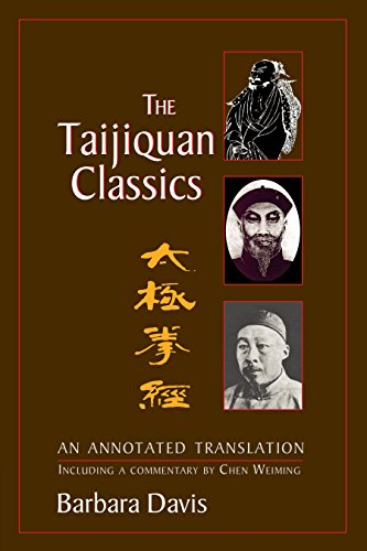 The Taijiquan Classics: An Annotated Translation