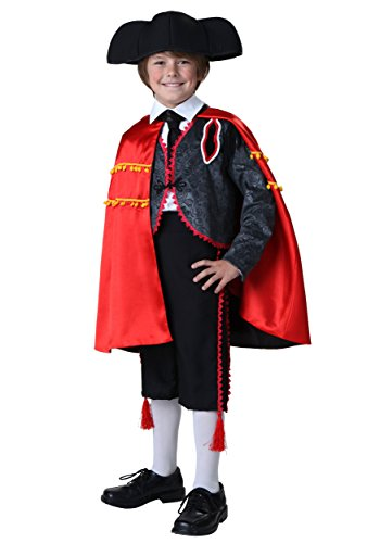 [Matador Costume Small] (Matador Kids Costumes)
