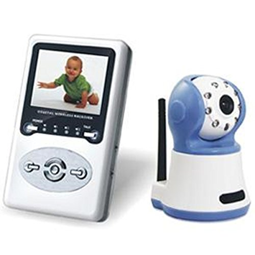 ZTHY 2.4 inch Color Video digital Wireless Baby Monitor Secu