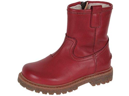 OCRA 107M Kinder Stiefeletten Boots Rot (82002)