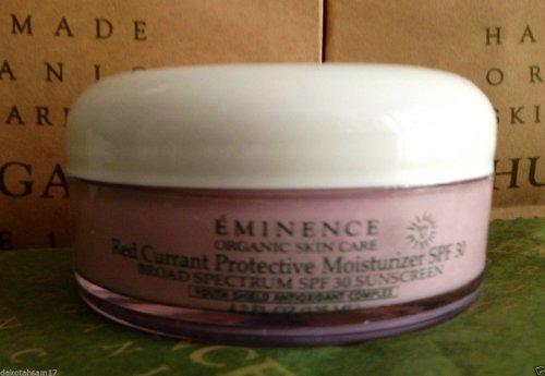 Eminence Organics Red Currant Protective Moisturizer 4.2 Fl Oz (Pro Size) (Protective Shield Moisturizer)