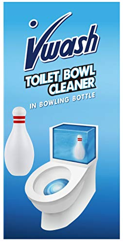 Automatic Toilet Bowl Cleaner New Generation Natural Disinfectant Scrub-Free Automatic Bathroom and Tank Cleaning System Bleach and Blue Cleaning with Scent Free 2000 Flushes