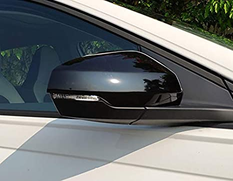 2 pezzi Copertura decorativa per specchietto retrovisore laterale per Polo MK6 2018-2020