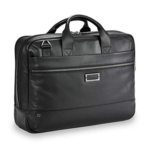 Luxury Leather Briefcase - 5