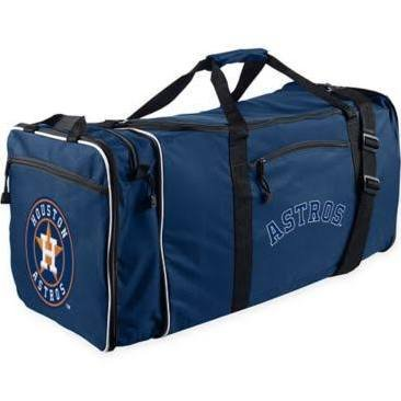 MLB Steal Duffel (Houston Astros)