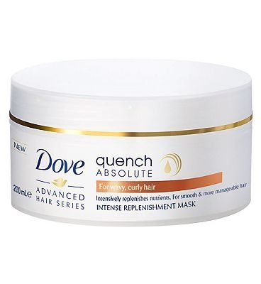 Dove Advanced Hair Series Quench Absolute Intensive Restoration Mask 200ml by Dove