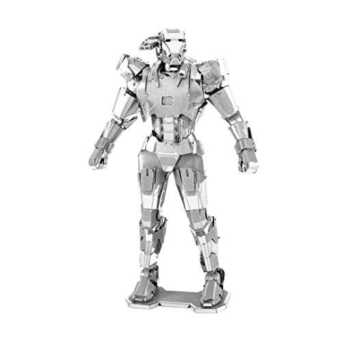 Fascinations Metal Earth Marvel War Machine 3D Metal Model Kit