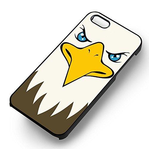 Eagle Nationalsm pour Coque Iphone 6 et Coque Iphone 6s Case (Noir Boîtier en plastique dur) N1D7TU
