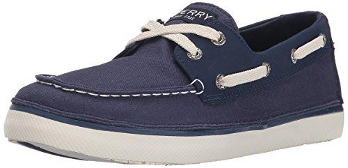 Sperry Cruz Jungen Deck Schuhe Navy