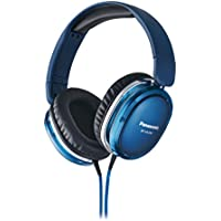 Panasonic Rp-hx350-A Blue [Support DTS Headphone -X] (Japan Import)