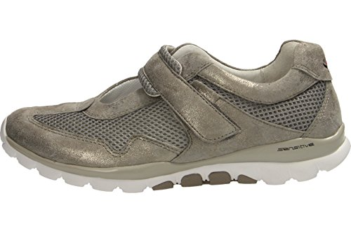 GABOR Gabor Womens Shoe 66.961 Taupe 5