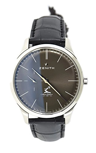 Zenith Elite Automatic-self-Wind Male Watch 03.2017.681/27.C493 (Certified Pre-Owned)