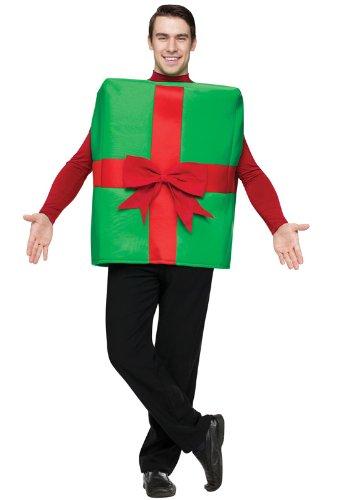 Fun World Unisex-Adults Gift Box Cstm, Multi, One Size