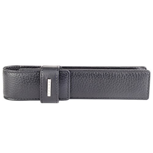 Cross Genuine Leather Single Pen Case with Loop – Black (AC028197)