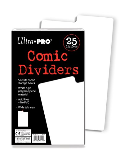UltraPro Comic Dividers