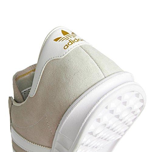 adidas Hamburg, Zapatillas de Deporte para Hombre White/Pearl Grey