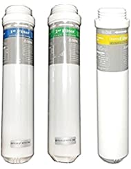 TYENT Rettin Compatible Replacement Ionizer Filter Set 1st IFTO 0010 2nd IFTO 0010 Cleaning For MMP11T