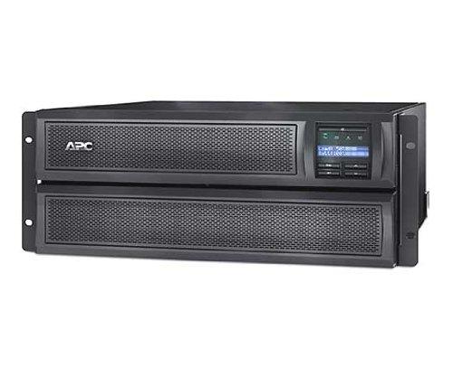 APC #SMX2000LVNC Smart-UPS X 2000VA Rack/Tower LCD 100-127V with Network ()