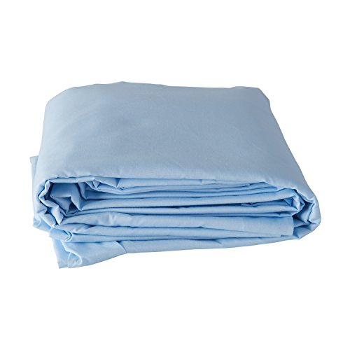Amazon.com: Hospital Bed Sheets, Fitted Hospital Mattress Sheet Set,  Includes Top Sheet And Pillow Case, Cotton Polyester Bedding Linens, 36 X  80 X 6 Inches ...