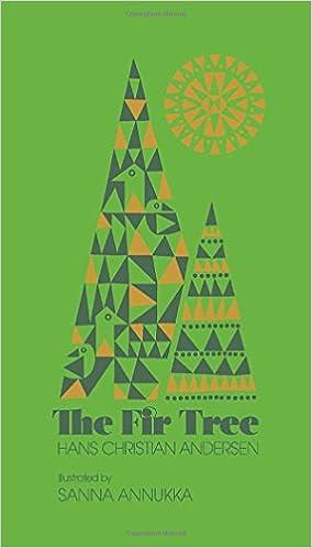 reading christmas hans christian anderson fir tree