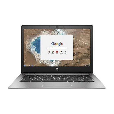 HP SmartBuy Chromebook 13 G1, Core m7-6Y75 Processor 16GB RAM, 32GB eMMC, 13.3 WLED QHDChrome OS