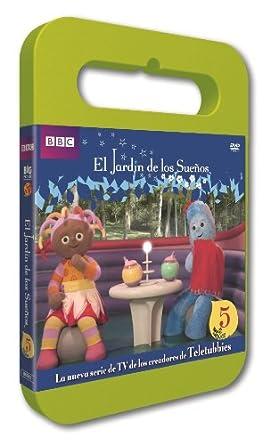 El Jardin De Los Sueños Vol 5 [DVD]: Amazon.es: Animación, Anne Wood, Andrew Davenport, Animación, N/A: Cine y Series TV