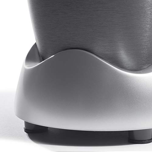 NutriBullet NBR-1201 12-Piece High-Speed Blender/Mixer System, Gray (600 Watts) Salted Salad