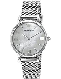 Womens AR1955 Retro Silver Watch