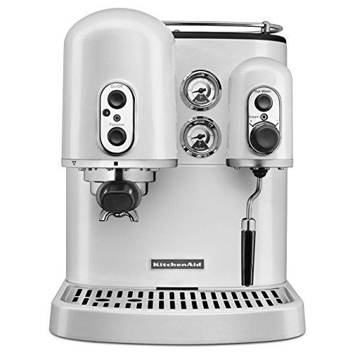 KitchenAid KES2102FP Pro Line Series Espresso Maker with ...