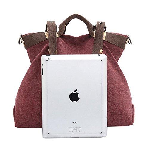 Women Pink Piece Waterproof Bag chain Purse GoodPro Tote Nylon Set Vintage GP080 Women Handbag Clutch Key 6 Bag prTqp