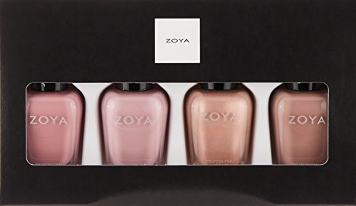 Zoya Polish Quad Nail Polish, Under The Mistletoe