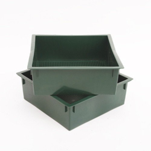 Worm-Factory-Composter-Extra-Trays-Green-Set-of-7