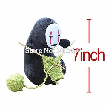 Amazon New Studio Ghibli Spirited Away No Face Faceless Knit